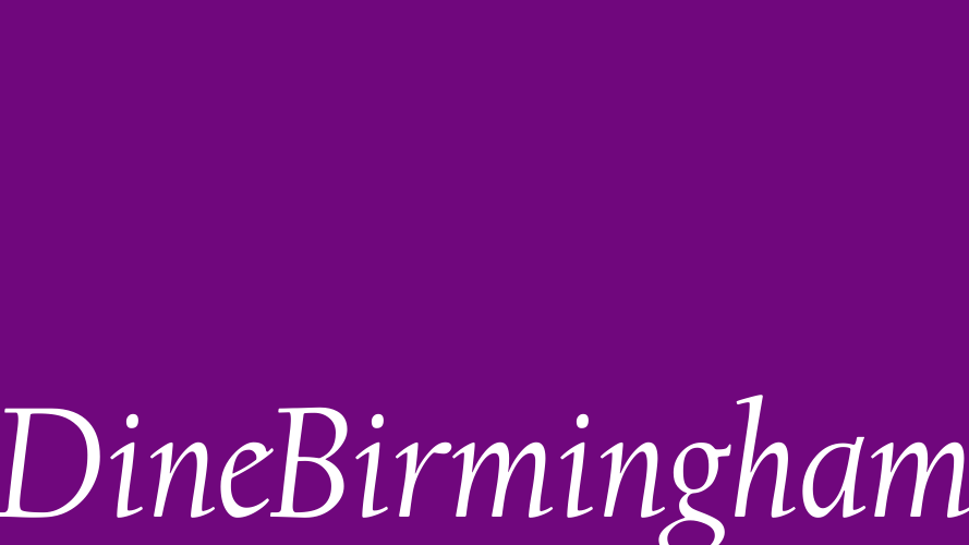 Birmingham Rum Festival Dine Birmingham