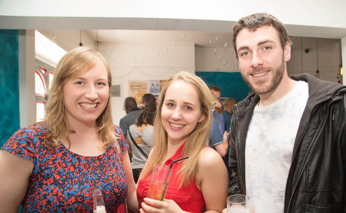 Birmingham Rum Festival 2017 visitors