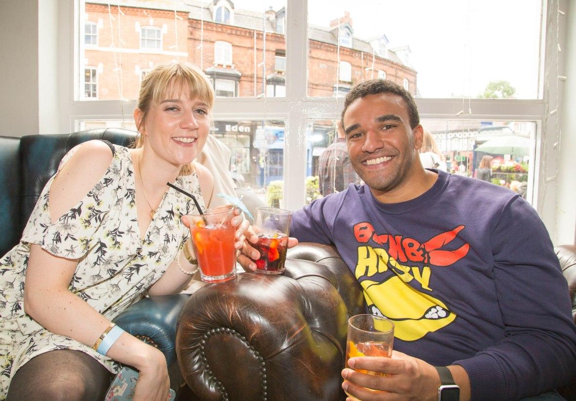 Birmingham Rum Festival 2017 guests