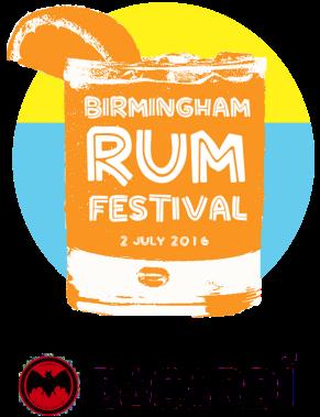 Birmingham Rum Festival + Bacardi 2