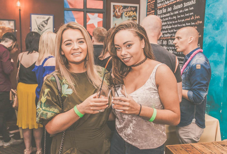 Birmingham Rum Festival 2018 Competitions 1500