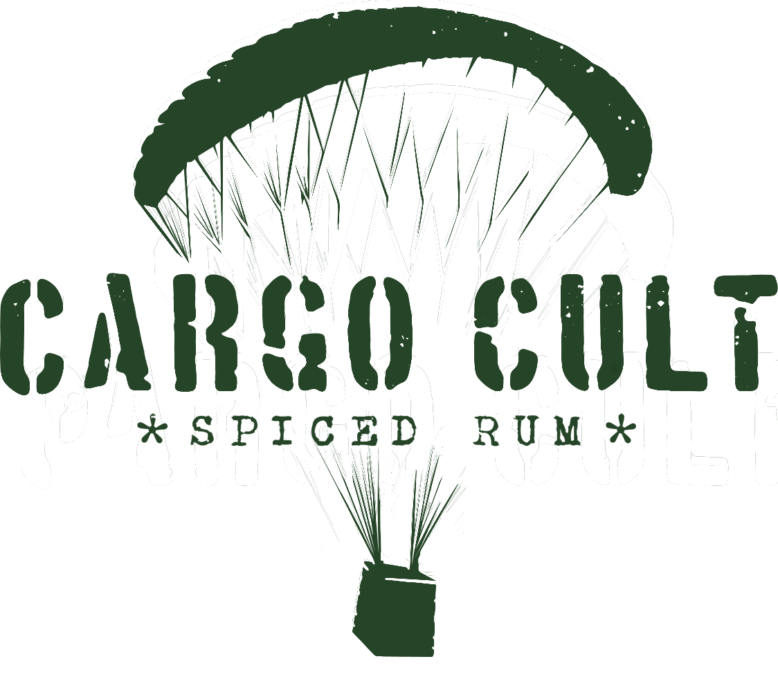 Birmingham Rum Festival 2017 cargo cult parachute ccsr