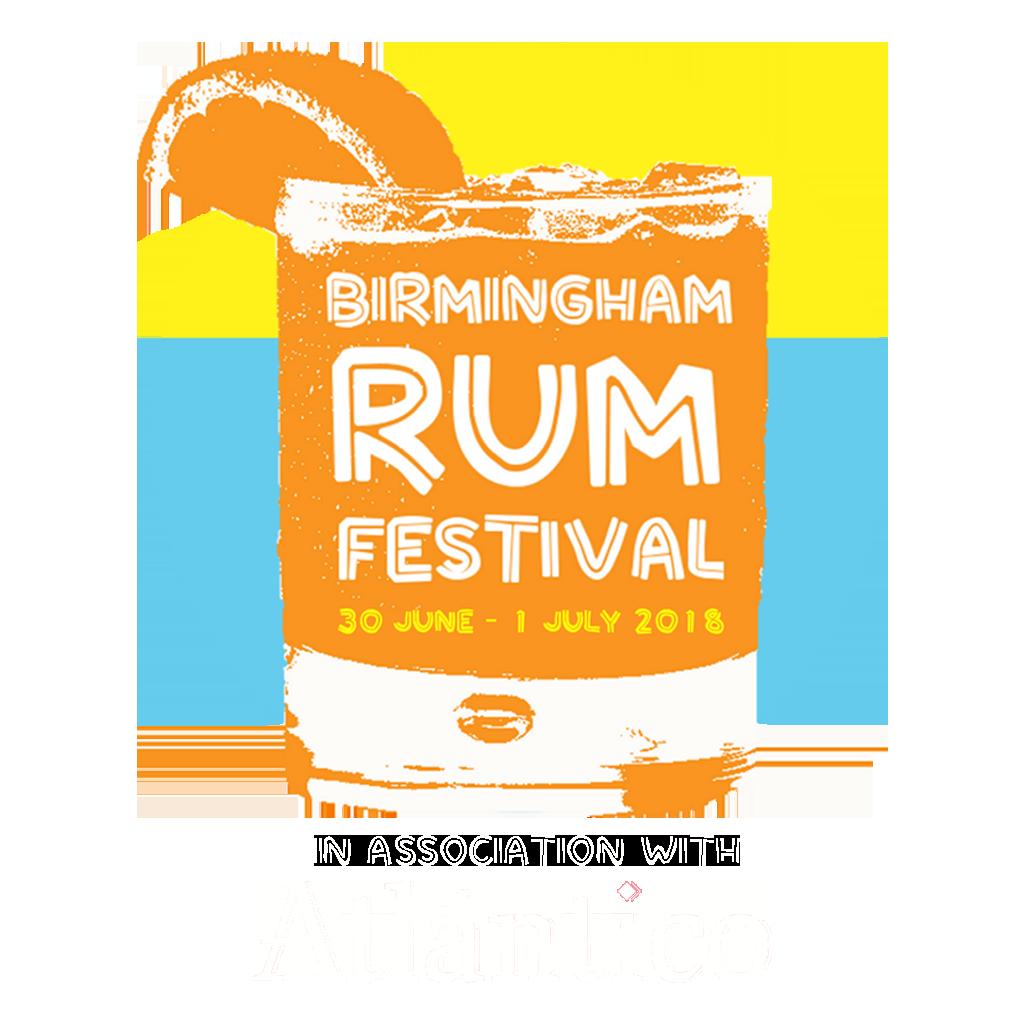 Birmingham Rum Festival 2018 with Atlantico